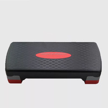 High quality ABS fitness exercise aerobic platform portable djustable balance aerobic workout step industrial step platforms
