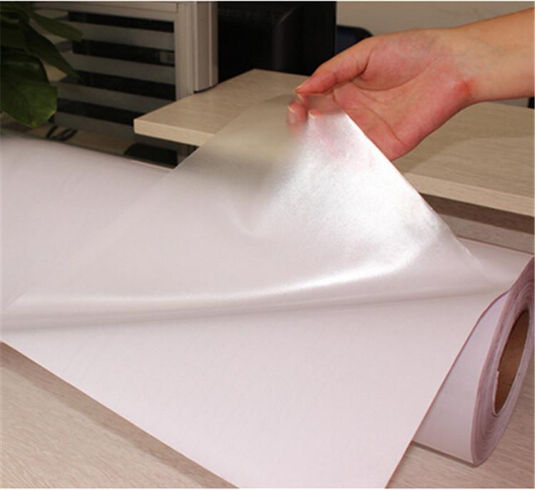 Anolly de transferencia de PVC etiqueta de la aplicación de la cinta película de 1,22*50 m