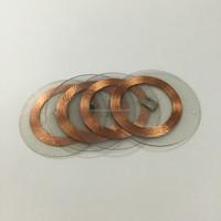 Transparent Small Rfid Tag/Passive Rfid Tag 125Khz Sticker rfid tag