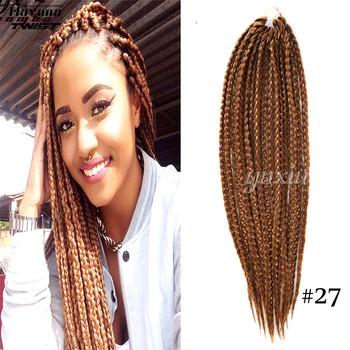 Yxcheris 3x Yaki Crochet Braids Hair Braiding Styles Black