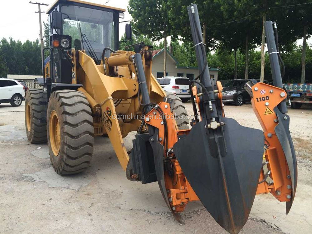 For Wheel Loader Hydraulic Technique Tree Transplanter