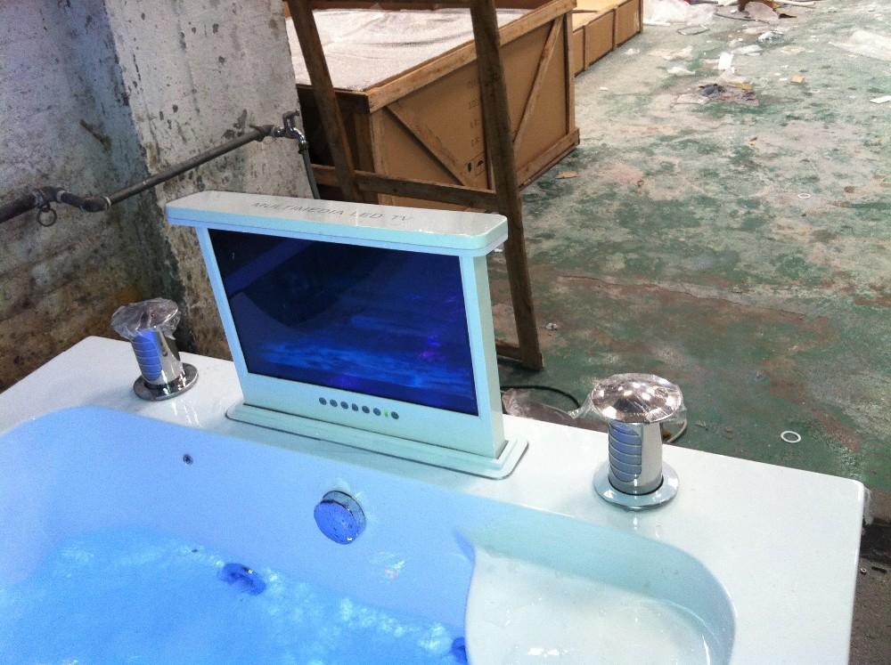 hsb tv lcd con wifi  pollici di lunghezza vasca da bagno, Disegni interni