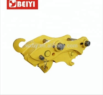 Beiyi quick coupler for all kinds of excavator