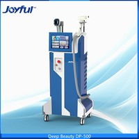 2016 trending products Ultrasound cavitation RF vacuum face lifting rf beauty system DP-500