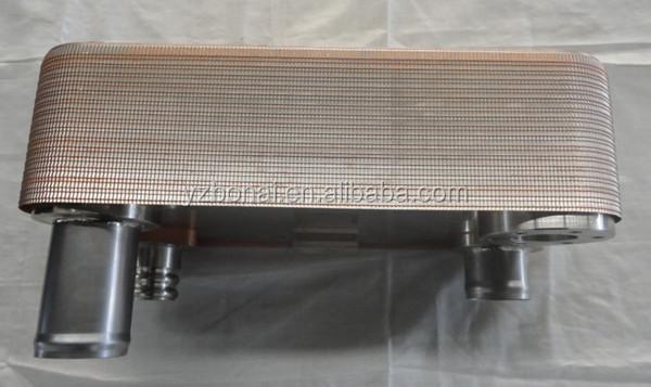 Zf Retarder Oil Cooler 0501008286 For Mercedes-benz Engine