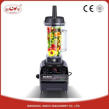 Chuangyu High Profit Margin Products Electric High Speed Vacuum Blender For Restaurant Application Buy Vacuum Blender Blender Bottle Blender Parts