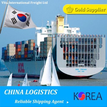 International Cargo Forwarder Sea Freight Rates To South Korea From China -  Buy Sea Freight From China To Korea,Sea Shipping From China To Korea,Ocean