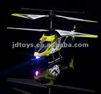 Indoor and outdoor flying toy built-in gyro 3.5ch infrared remote control helicopter aircraft