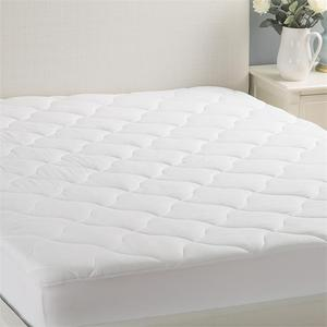 Hotel Twin Queen Hypoallergenic Waterproof Fitted Bed Mattress Pad protector