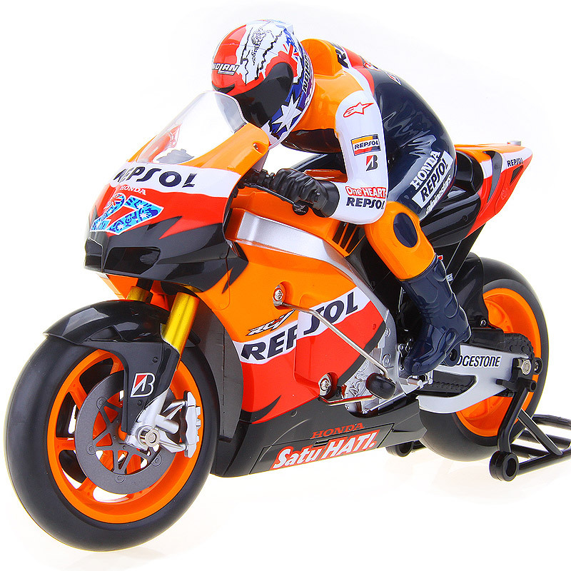 Xq toy remote control motorcycle racing bike charge ...