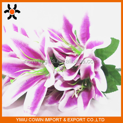 flowers wholesale silicone flowers artificial for wedding decoration