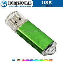 Latest products in market plastic usb flash drive blank with free printing logo