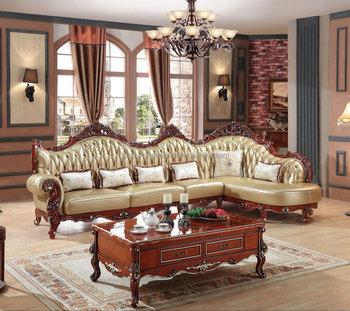 Free Shipping Italian Leather Large Corner Sofa