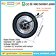 Factory wholesale scooter wheel hub motor 500w 10inch tyre motor 48V brushless DC motor for rickshaw
