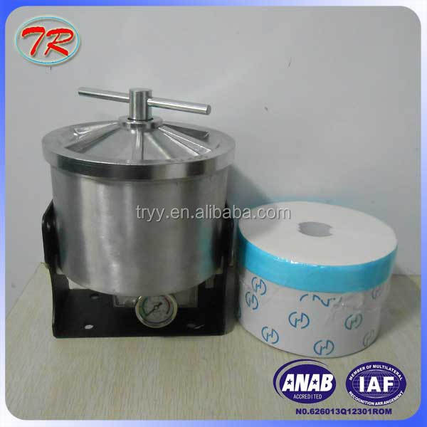 High quality RRR triple bypass oil filter