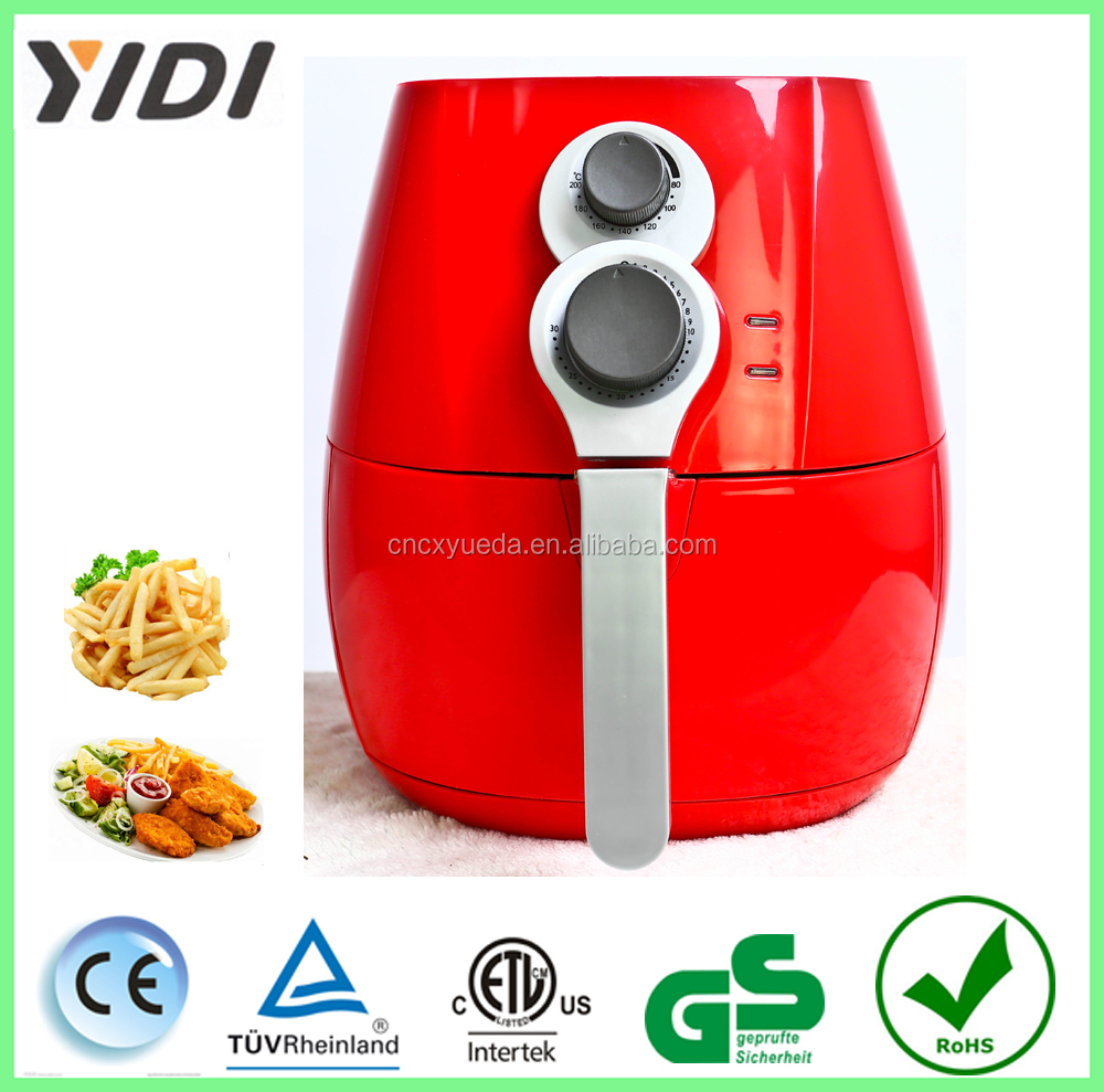 YIDI advanced kithcen appliance fryer machine fried chicken air fryer without oil