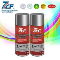 Cold Galvanized Transparent Conductive Paint