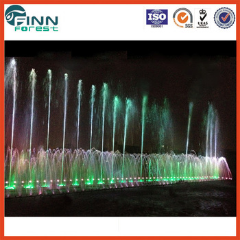 Decorative Outdoor Led Light Color Changing In Ground Water ...