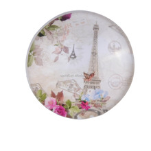 France personalized gifts paris souvenir fridge magnet machine making