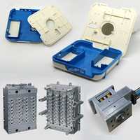 High Precise Matching Size Plastic Injection Moulding Junction Box Products Shell Producers