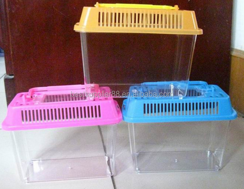 Cheap small plastic tanks for fish turtles lizards plastic for Cheap small fish tanks
