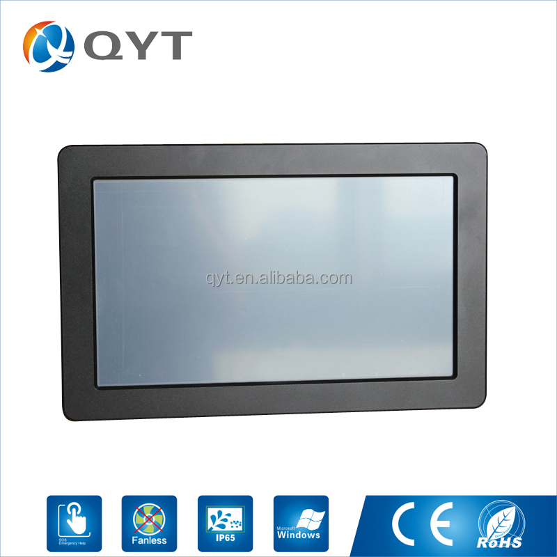 Shenzhen Manufacturer window s embedded 2G RAM,32G SSD tablet pc for fire control