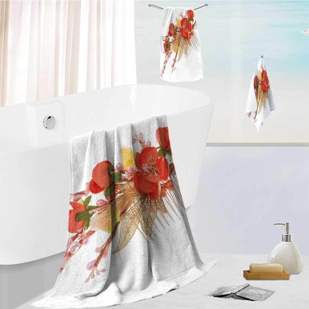 Analisahome 3 Piece Bath Body Plush Shower Towel Wrap Spa Set jewelry Bath Body Sponge