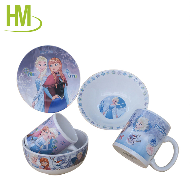 Ceramic porcelain kids cartoon dinnerware set  sc 1 st  Alibaba & China Porcelain Kids Dinnerware Set Wholesale 🇨🇳 - Alibaba