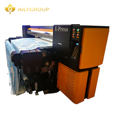 Roll to roll industrial digital flatbed textile printer fabric printing machine for price
