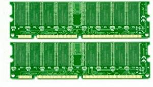 1GB 2x 512MB Memory Kit for Yamaha Motif ES6 ES7 ES8 Sampler RAM
