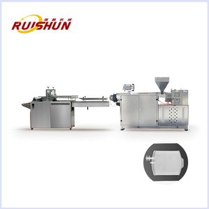 Medical blood bag film extrusion line medical soft pvc blood bag tubular film making machine line