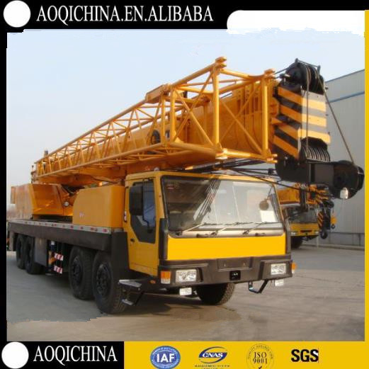 china hydraulic crane 70ton,supply chinese used truck crane 70T 70k crane for sale