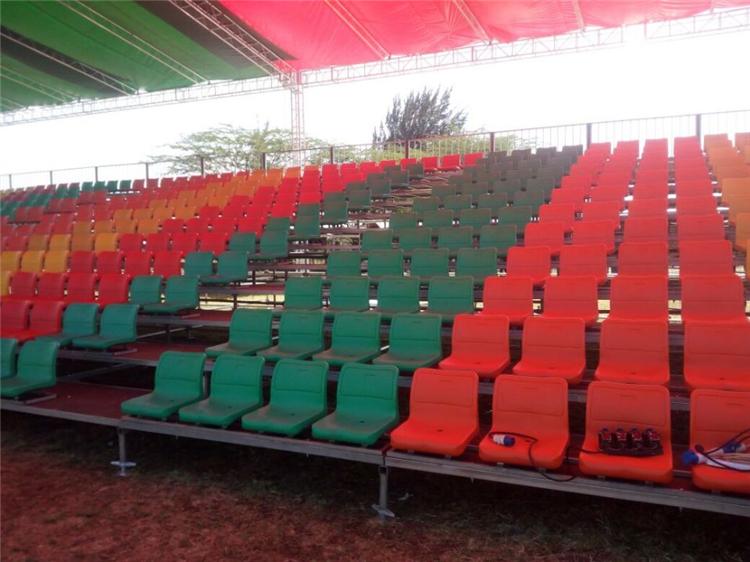 Sgaier truss stadium bleachers grandstand seating portable bleacher seat stadium bleachers
