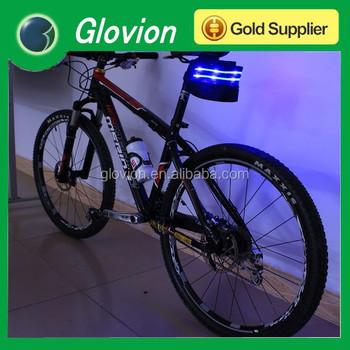 Hot Selling Bicycle Led Strip Light Led Bag For Bike Fun Bike ...