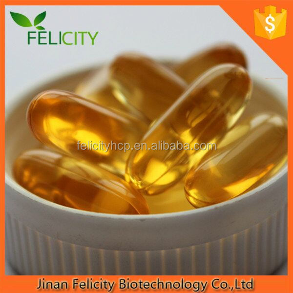 Regulation of Blood System Function and Capsules Dosage Form Sacha Inchi Softgel Capsules Wholesale Fish Oil