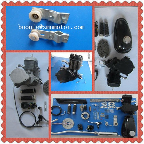 80cc bike engine kit/motorized bicycle kit/motorized bicycle high performance