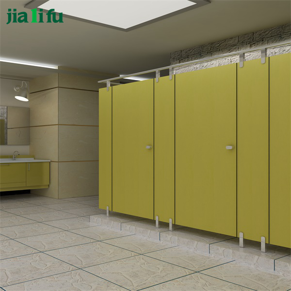 Jialifu waterproof shower wc toilet partisi bilik