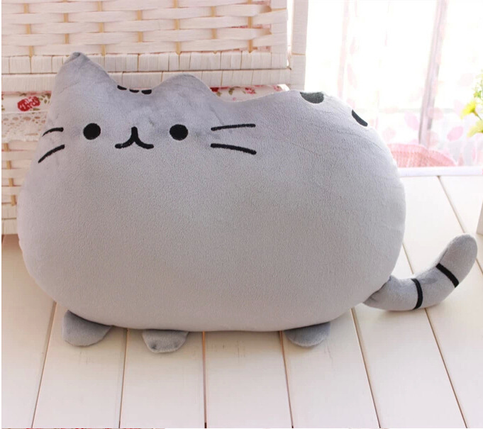 Cute Heated Pillows : Animal Shaped Cute Cat Plush Heated Funny Long Body Pillow - Buy Heated Body Pillow,Funny Body ...