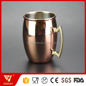 Single Wall Moscow Mule Copper Mugs on Promotion