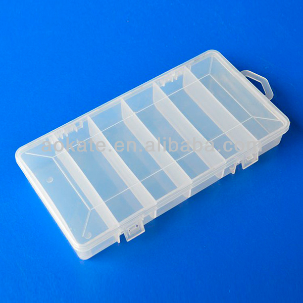 PP fishing tackle trays for fishing accessaries