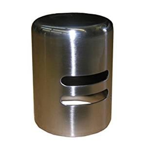 LASCO-Simpatico 30203SN Dishwasher Air Gap Metal Trim Cap, Satin Nickel Color: Sating Nickel Style: Metal Cap, Model: 30203SN, Hardware Store
