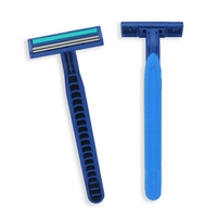 Disposable razors for men twin blade shaving stick