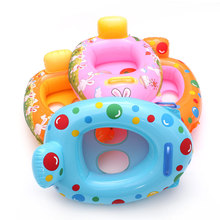 Baby swimming pool accessories baby sit boat yacht baby swimming fun water toy boat