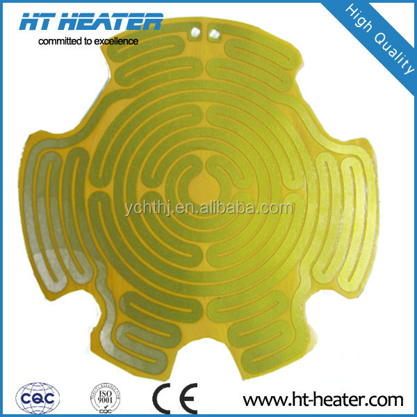 Electric Heating Pad Polyimide Film For 3d Printer Buy