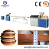 China Made PVC Edge Banding Seal Strip Extrusion Making Machine with Lowest Price