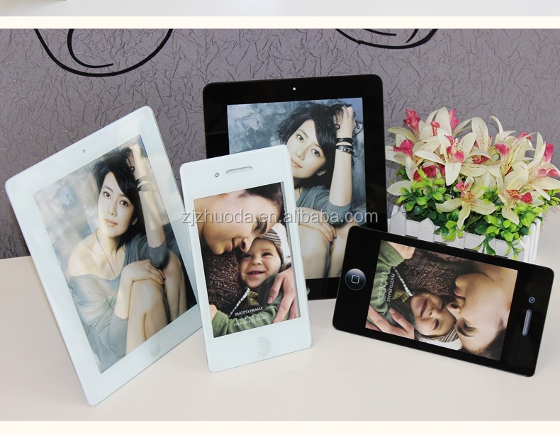Iphone Ipad glass photo frame