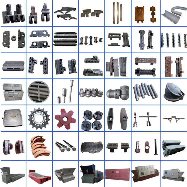 boiler parts collection
