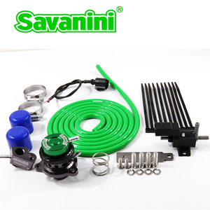 Atmospheric Blow Off Valve for Ford Mustang 2.3 Ecoboost engine. Savanini High-quality. Free shipping