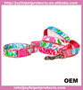 integrated Pet Collars & Leashes embroidered pet collars