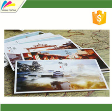 Customized cheap wholesale postcard&amppostcard printing&amppostcard of CE Standard